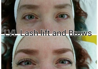 LVL Lash Lift and Brows